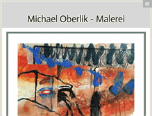 Tablet Preview of michaeloberlik.at